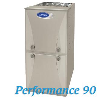 Carrier performance 96 gas furnace hvac contractor dan for Carrier comfort 92 inducer motor